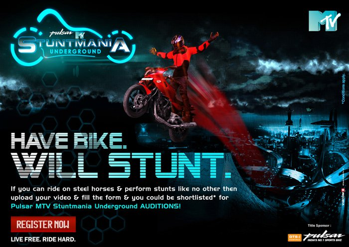 "pulsar bikes stunts. ike stunt show ""Pulsar"