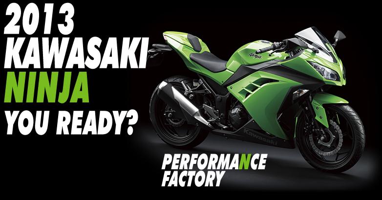 2013 Kawasaki Ninja 250R : Muscled and Aggressive (Photos) |